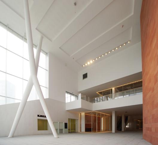 Culture Plaza. Image Courtesy of Maki and Associates