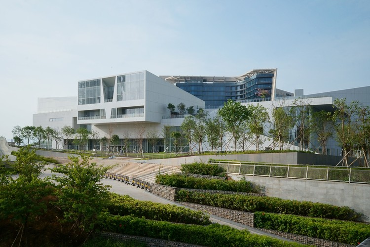 Shenzhen Sea World Culture and Arts Center / Maki and Associates, Courtesy of Maki and Associates