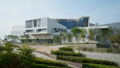 Shenzhen Sea World Culture and Arts Center / Maki and Associates