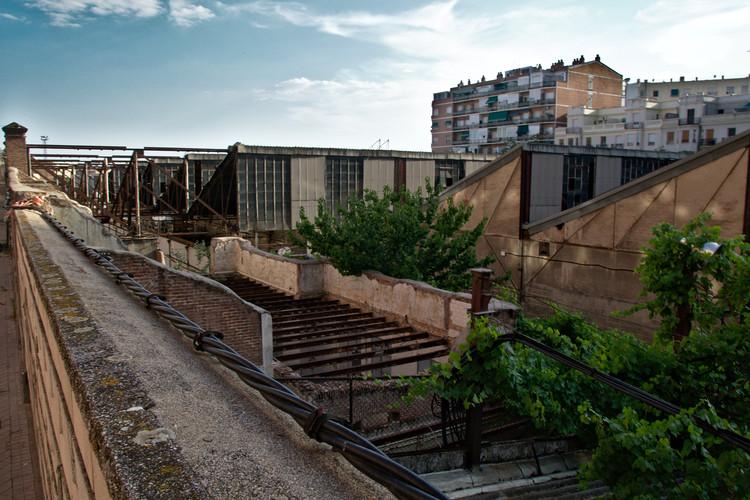 10 joyas del patrimonio arquitectónico que España debe proteger, Cochera Cuatro Caminos. Image © Jose Ignacio OrangeTree [Flickr], bajo licencia CC BY-NC-ND 2.0