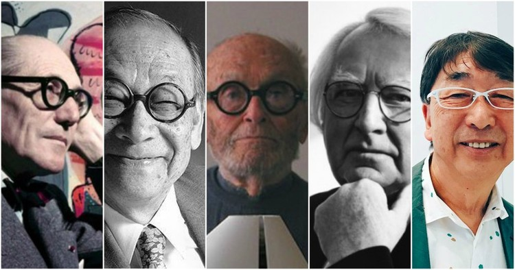 The Stories Behind 7 of the Most Iconic Eyeglasses in Architecture