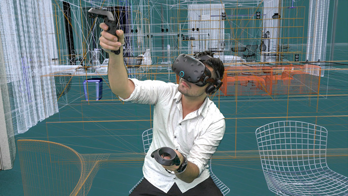 Soon, Architects Will Be Able to Create 3D Models From Inside Their VR Headset