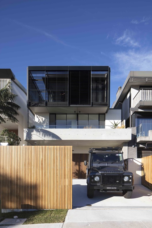 Casa en North Bondi  / Scale Architecture , © Brett Boardman