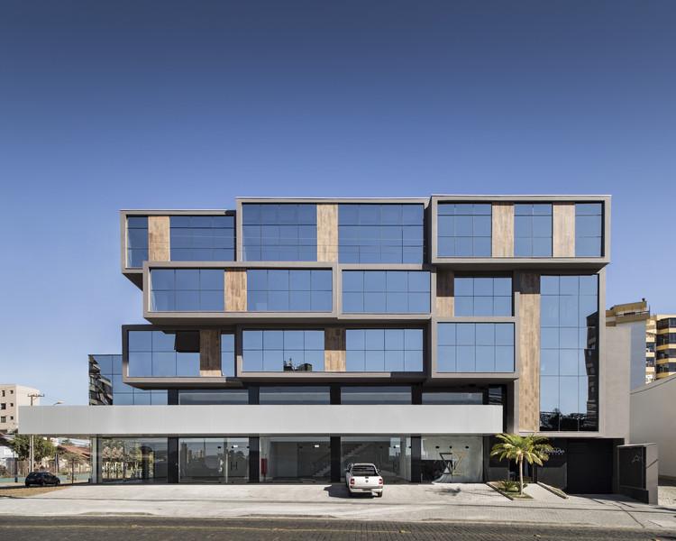 Adelaide Prévidi Corporate / Tagir Fattori Arquitetura + STA, © Marcelo Donadussi