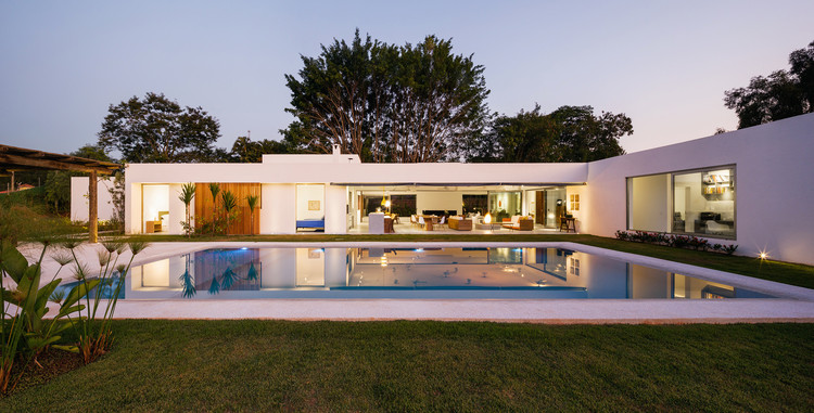 Casa TSJ 01 / Studio Gabriel Garbin Arquitectura, © Rafaela Netto