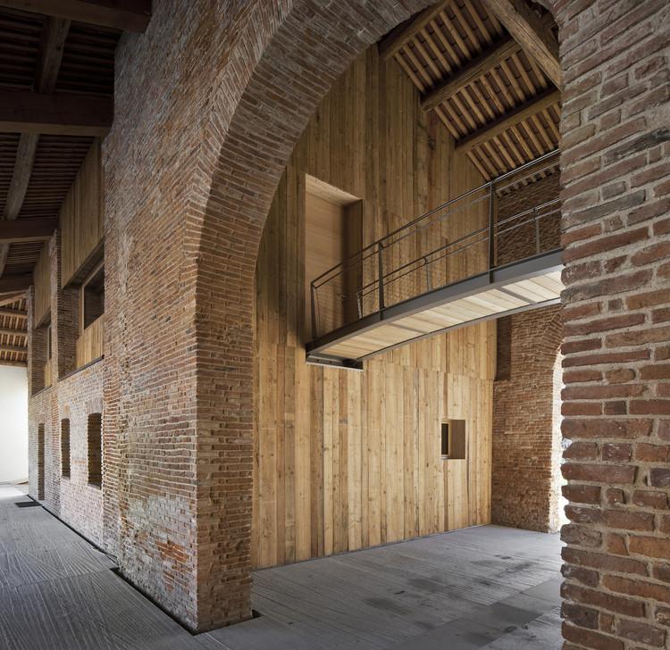 Corte Bertesina / traverso-vighy architetti, © Alessandra Chemollo
