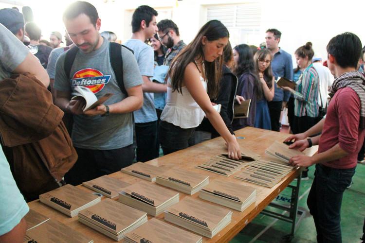 Lanzan en Valparaíso dossier de PERFORMA: Arquitectura y Tecnología 2017, © PERFORMA