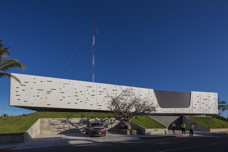 Estación de Bomberos BOCA / Taller DIEZ 05, © Luis Gordoa