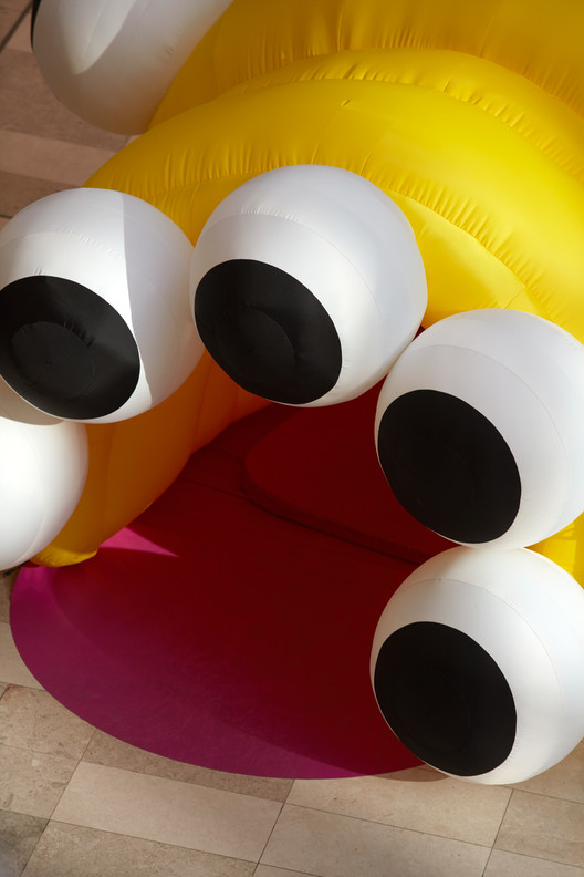 Inflatable Futures by Tin&Ed. Image © Sean Fennessy