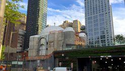 Suspenden actividades del Santuario Nacional San Nicolás en el World Trade Center