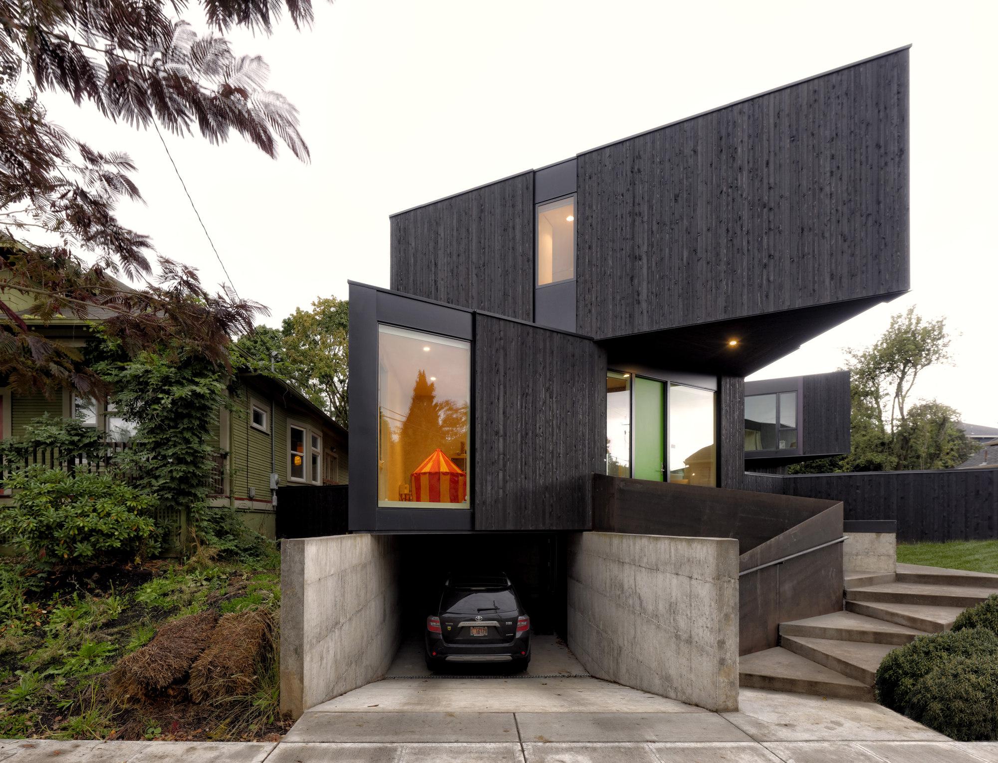Duplex House Plans With Basement