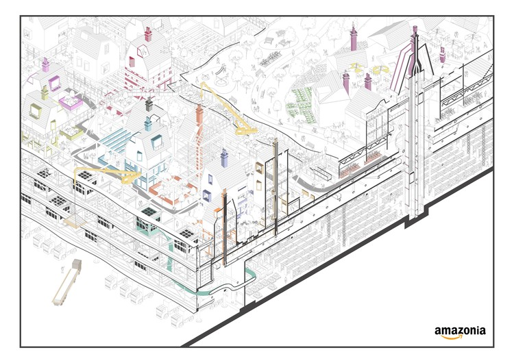 Aarhus School of Architecture Reveals Winners of Drawing of the Year