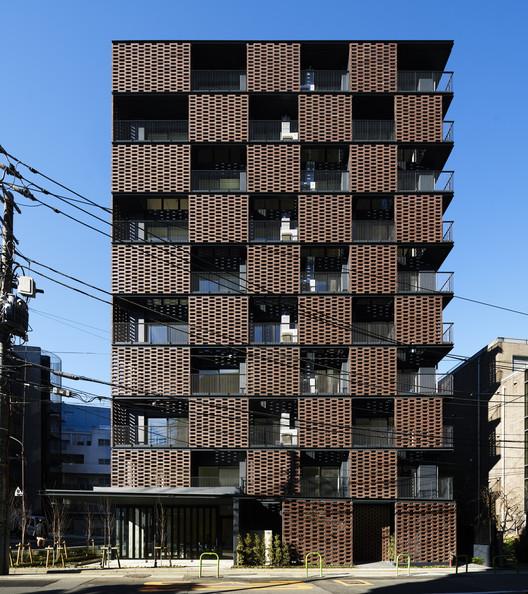 Residencia de ladrillo Akasaka / KINO architects, © Daici Ano