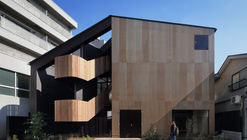 Ozora a Daichi no Jardín Infantil Shimoigusa / KINO architects