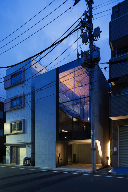 PEAK House  / APOLLO Architects & Associates, © Masao Nishikawa