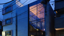 PEAK House  / APOLLO Architects & Associates