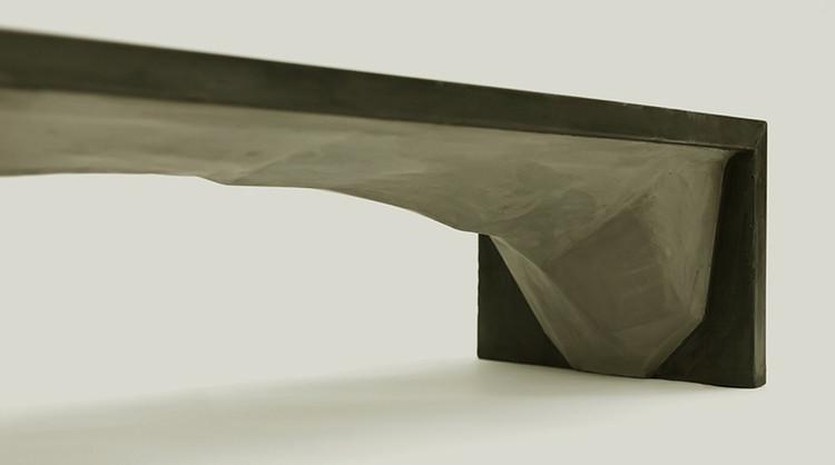 Cristian Mohaded se inspira en la topografía del territorio argentino para diseñar colección de mobiliario, Cortesía de Cristián Mohaded