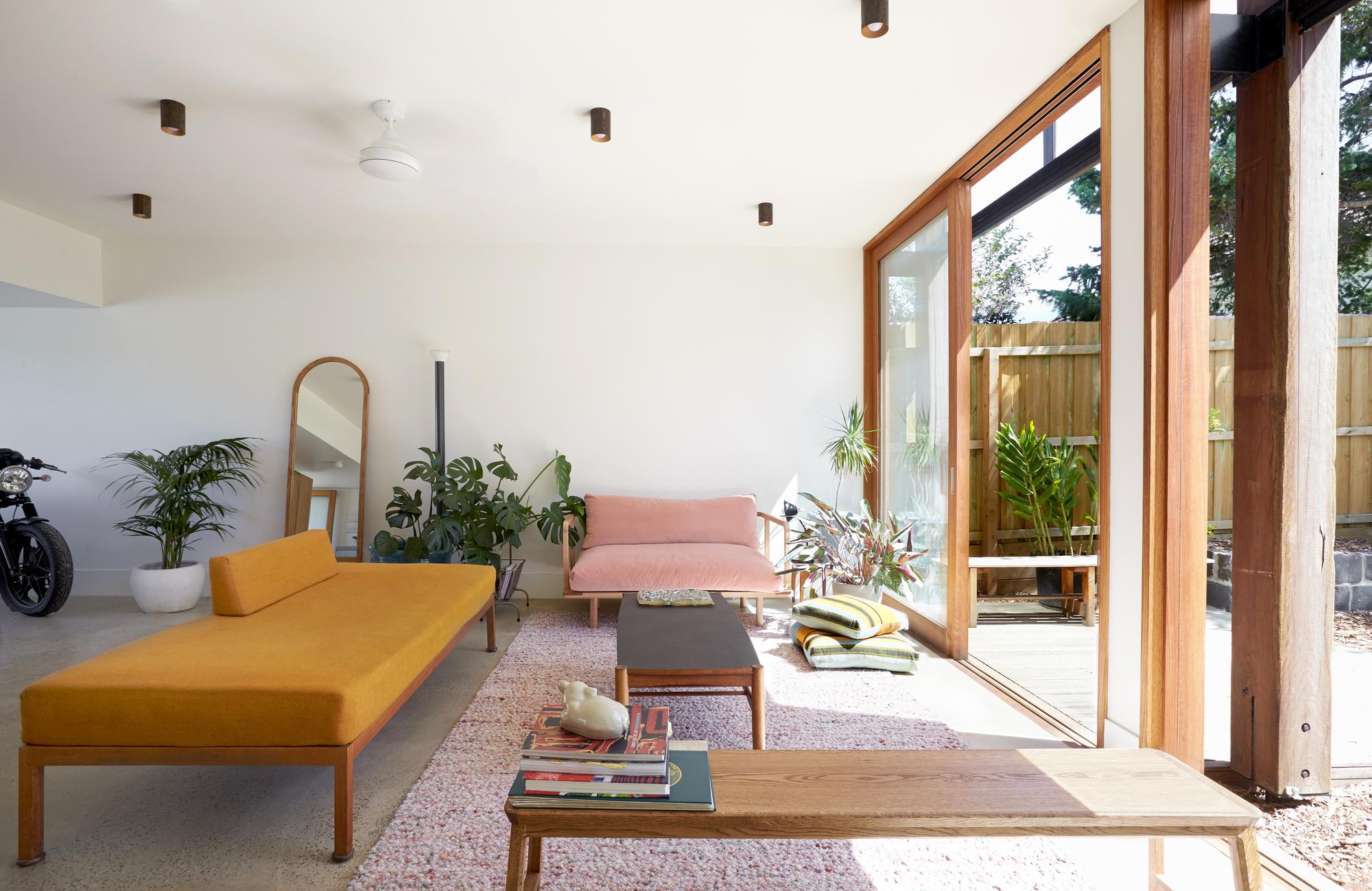 Garage House Foomann Architects Archdaily