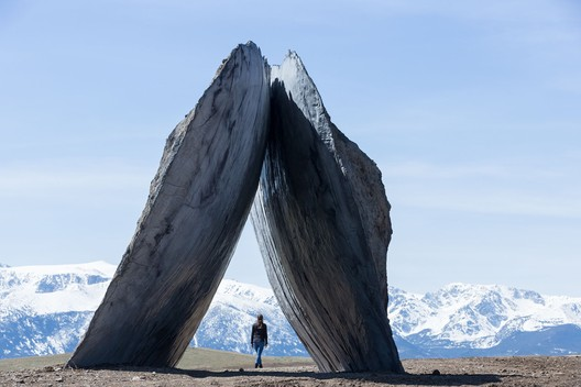Structures of Landscape, Fishtail, Montana, United States of America, by Ensamble Studio © Iwan Baan