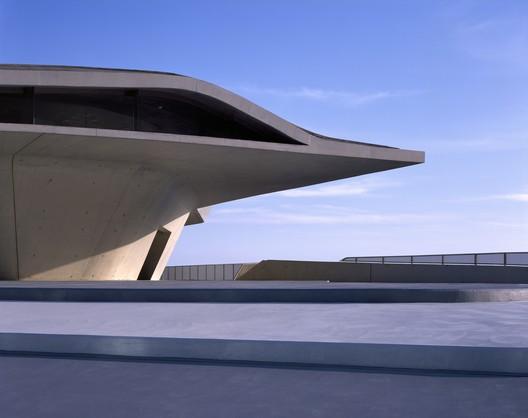 Salerno Maritime Terminal; Salerno, Italy / Zaha Hadid Architects with Interplan Seconda © Hélène Binet