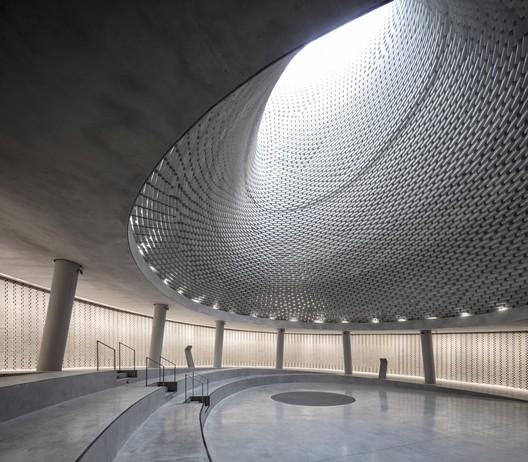 Mount Herzl Memorial Hall; Jerusalem, Israel / Kimmel Eshkolot Architects in collaboration with Kalush Chechick Architects © Amit Geron