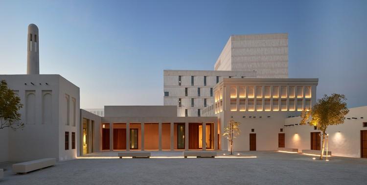 Msheireb Museums; Doha, Qatar / John McAslan + Partners © Edmund Sumner