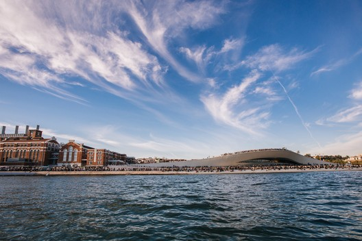 MAAT; Lisbon, Portugal / AL_A © EDP Foundation