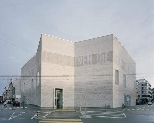 Kunstmuseum Basel; Basel, Switzerland / Christ & Gantenbein © Rory Gardiner