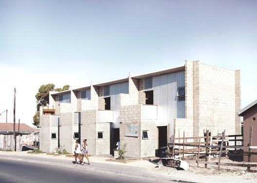 Empower; Khayelitsha, South Africa / Urban-Think Tank, ETHZ © Jan Ras