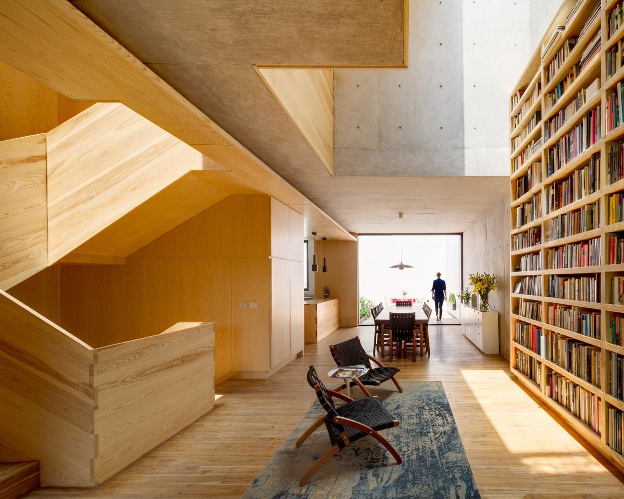 RIBA Announces 2018 RIBA International Prize Longlist For Worldu0027s Best  Building,Cuernavaca House; Mexico