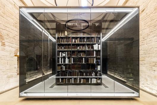 Beyazıt State Library; Istanbul, Turkey / Tabanlıoğlu Architects © Emre Dorter