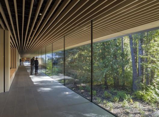 Audain Art Museum; Whistler, British Columbia, Canada / Patkau Architects © James Dow