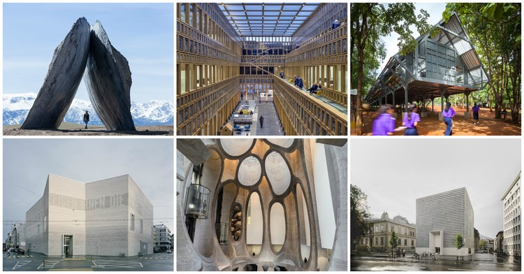 RIBA Announces 2018 RIBA International Prize Longlist for World's Best Building, Courtesy of RIBA