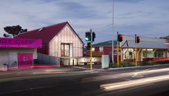 Biblioteca del pueblo de Redcliffs / Young Architects