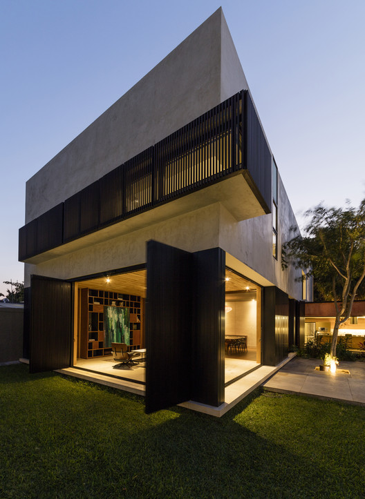 Country House / Boyance Arquitectos