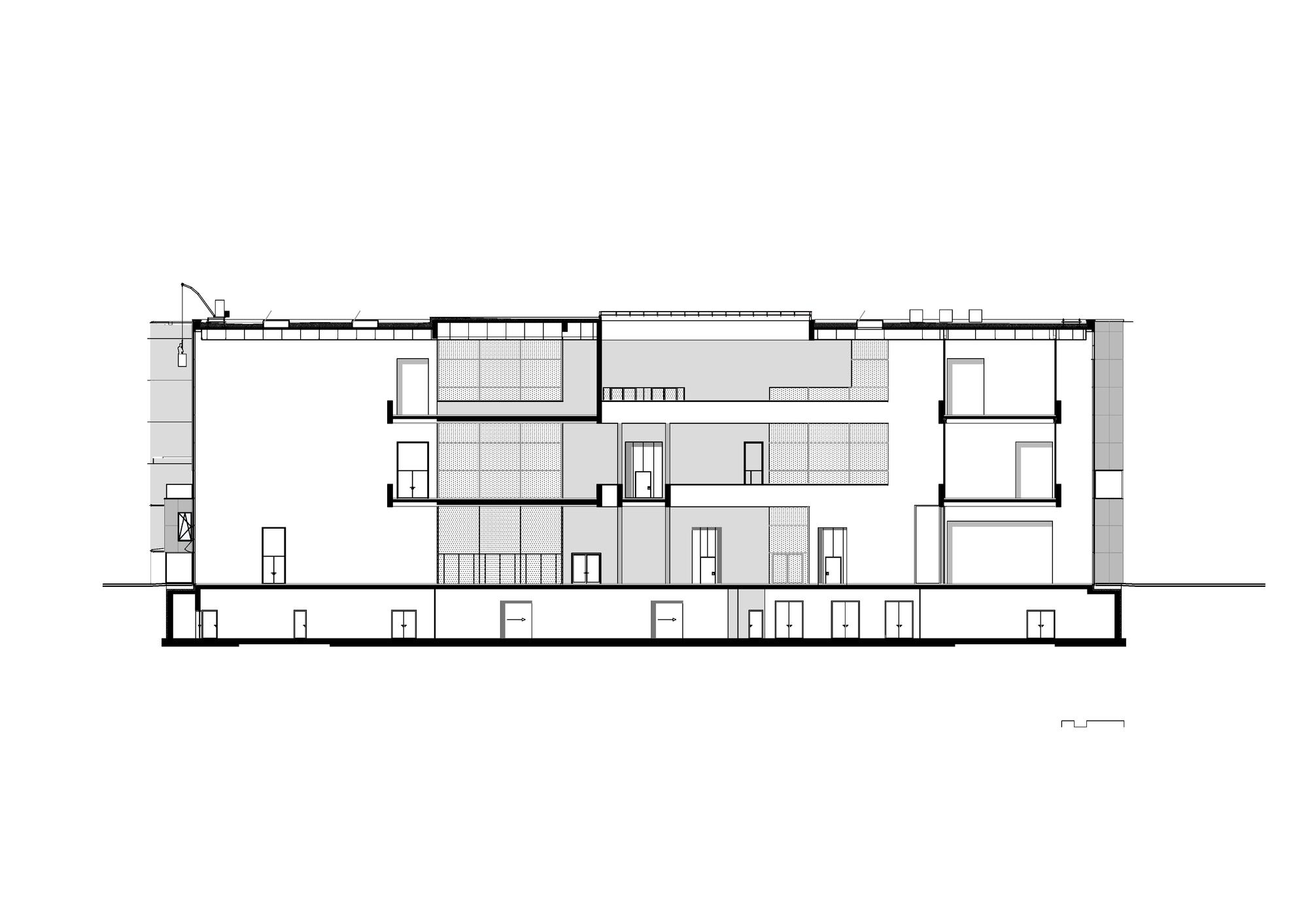 Architekten In Mannheim gallery of kunsthalle mannheim building gmp architekten 16