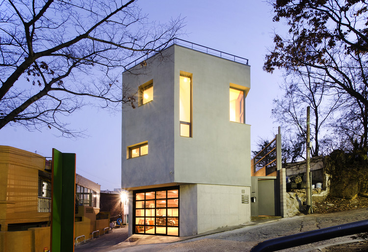 Casa Chico & Chica / Cho and Partners, © Haewook Jeong