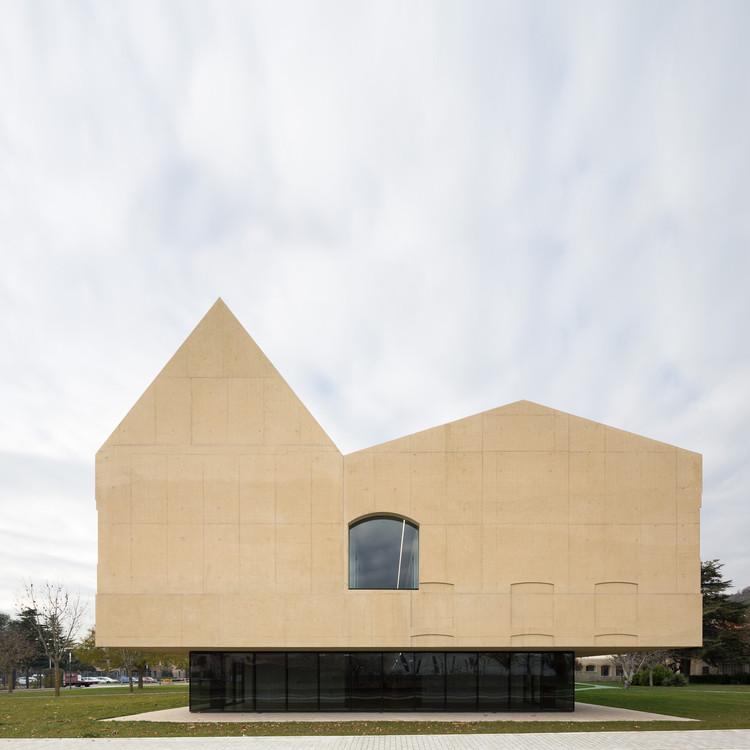 Centro Psiquiátrico / Vaillo + Irigaray Architects, Galar, Vélaz, © Rubén P. Bescós