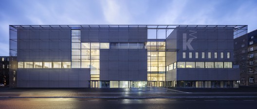 Kunsthalle Mannheim Building / gmp Architects