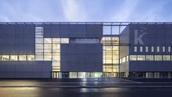 Edificio Kunsthalle Mannheim / gmp Architekten