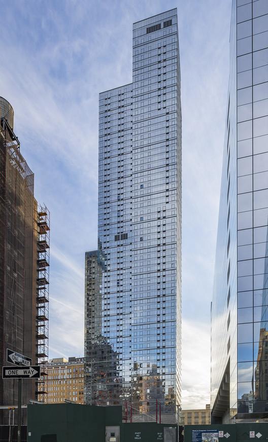 3 Manhattan West; New York City, New York / SOM. Image © Lester Ali