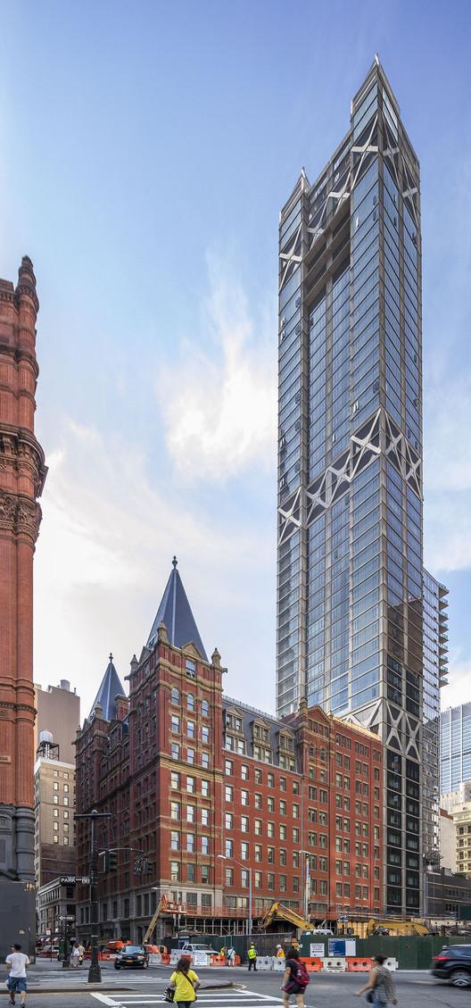 Beekman Hotel & Residences; New York City, New York / GKV Architects. Image © Lester Ali