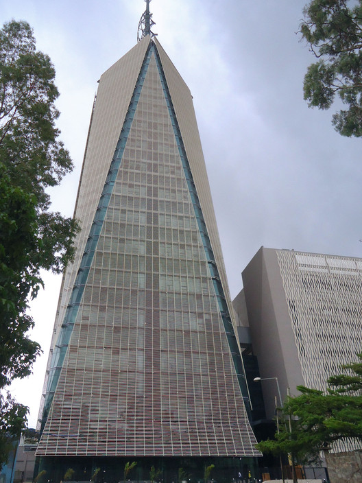 Britam Tower; Nairobi, Kenya / GAPP Architects & Urban Designers + Triad Architects. Image © Johan Smith