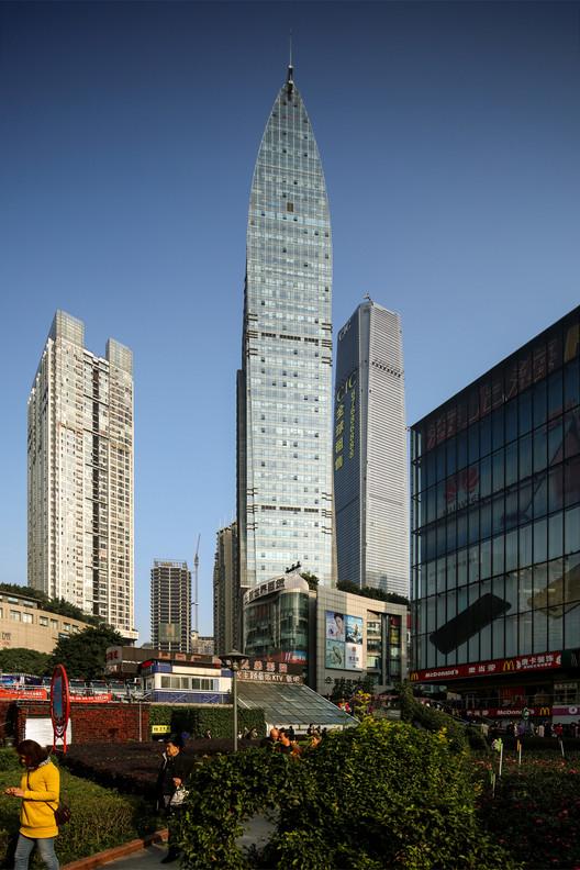 Concord International Center; Chongqing, China / Gensler + Chongqing Architecture and Design Institute. Image © City of Chongqing