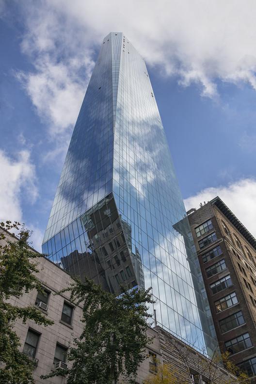 Madison Square Park Tower; New York City, New York / KPF. Image © Lester Ali