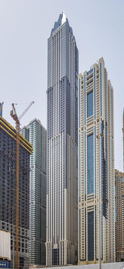 Marina 101; Dubai, UAE / National Engineering Bureau. Image © Lester Ali