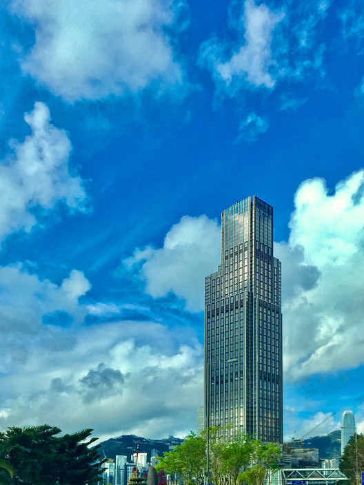 New World Center; Hong Kong / KPF. Image © New World China Land Co Ltd.