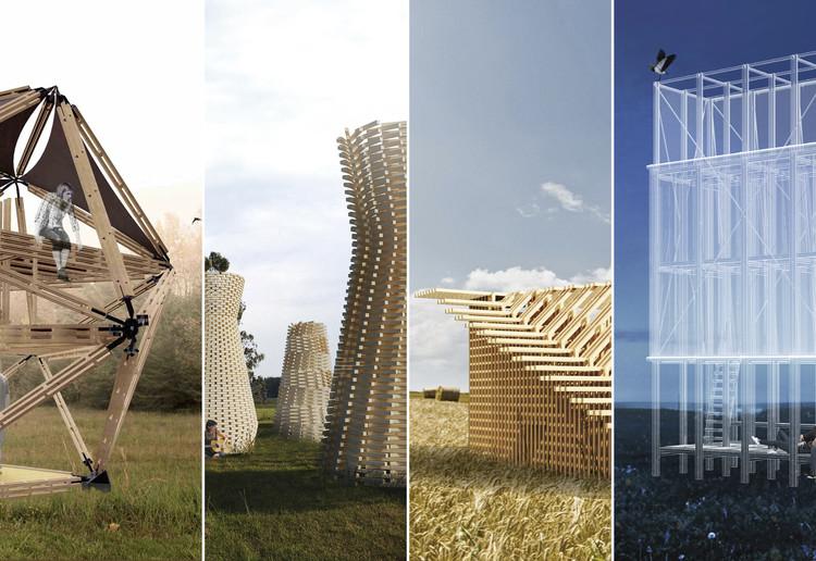 Los 10 proyectos seleccionados para Hello Wood Argentina 2018, Cortesía de TACADI Estudio