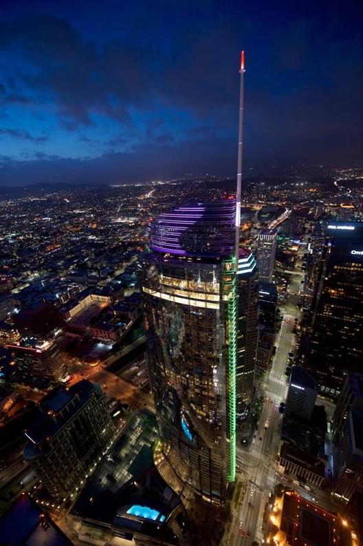 Wilshire Grand; Los Angeles, California / AC Martin. Image © AC Martin