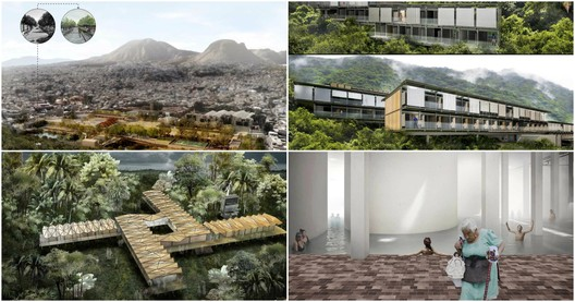 Winners of the LafargeHolcim Awards 2017 for Latin America Focus on Water Management
